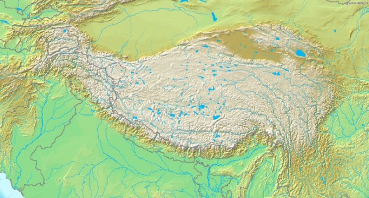 The Truth Behind Why Airliners Don't Fly Over Tibet