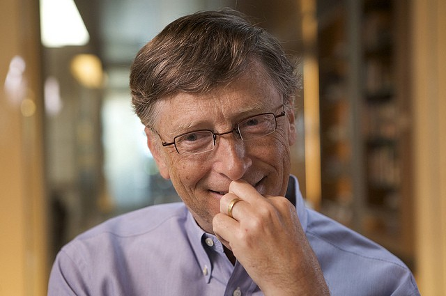 Bill Gates Says His One Regret Is the Ctrl+Alt+Delete Command