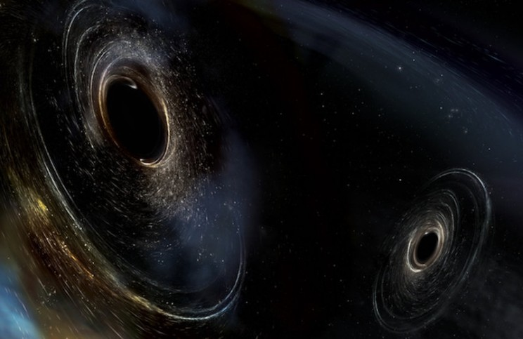 Researchers Detect Yet Another Gravitational Wave from a Black Hole