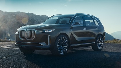 BMW Just Gave Us A First Look At Its Upcoming Three-Row SUV