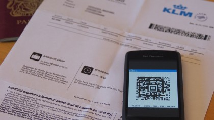 Why You Should Never Post a Boarding Pass Picture Online