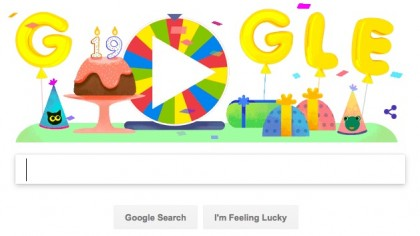 Google Goes All Out for Its 19th Birthday with 19 Unique Games