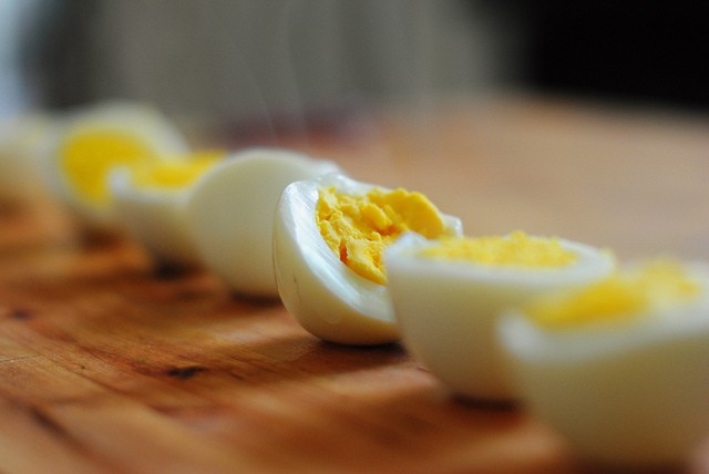 A Group of Students Just Developed A Vegan Hard-Boiled Egg