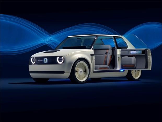 Honda's New Urban EV Concept Is A Futuristic Reboot of the Old Civic
