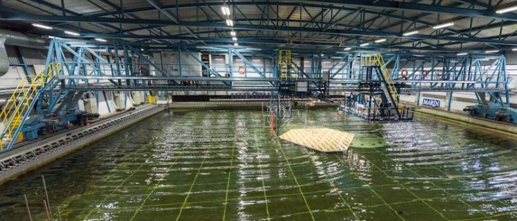 Dutch Engineers Test Floating Mega Islands In Preparation for Rising Sea Levels