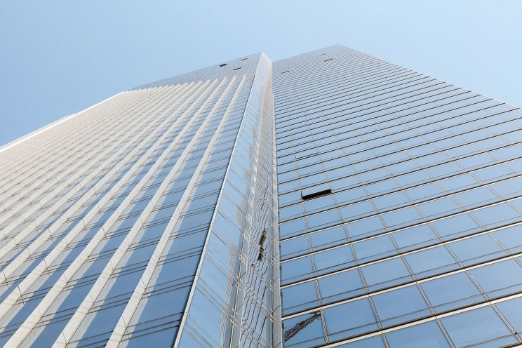 A Massive, Multimillion Dollar Skyscraper in San Francisco is Sinking Fast