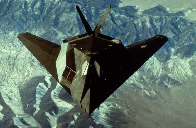 The Legendary F-117 Nighthawk Will Be Demilitarized