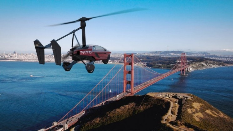 This Flying Car Will Go On A 90-Day Journey Around the Globe