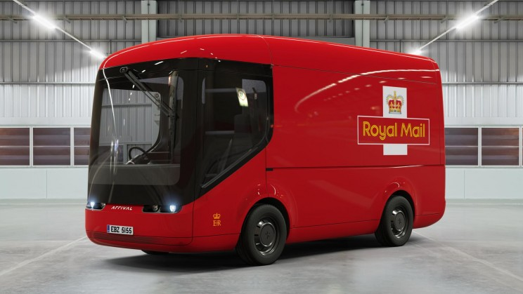 UK's Royal Mail Just Added Fully Electric Delivery Trucks to Their Fleet