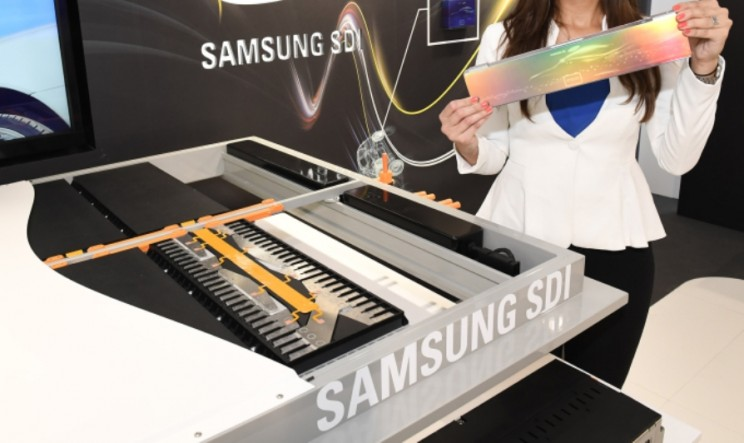 Samsung Unveils New Electric Car Packs to Get Range Up to 700 km