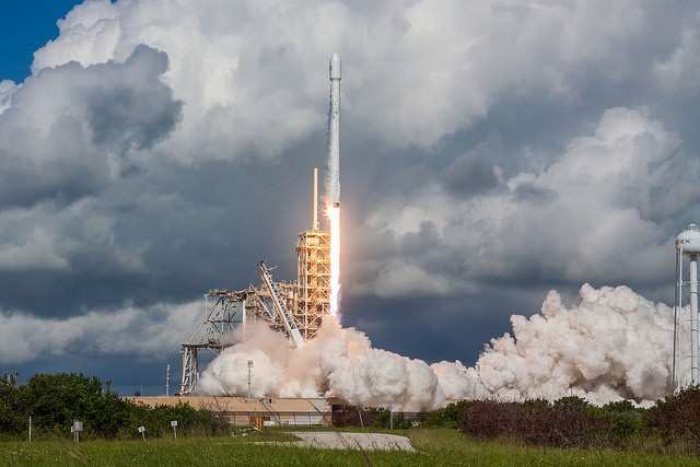 SpaceX Launches Mysterious U.S. Military Spaceplane Despite Hurricane Irma