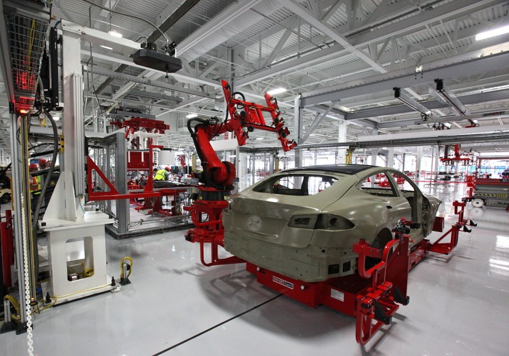 U.S. Labor Agency Files Complaint Against Tesla