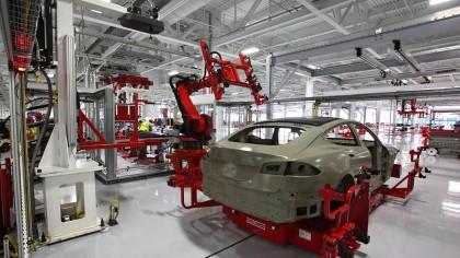 U.S. Labor Agency Files Complaint Against Tesla