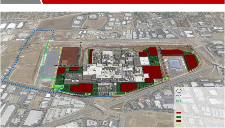 Drone Footage of Tesla's Fremont Factory Shows New Buildings For Increased Model 3 Production