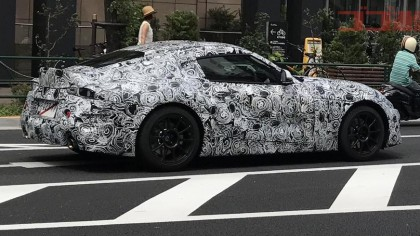 2019 Toyota Supra Might Get A Manual Transmission and V-6 engine