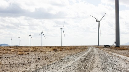 Tesla Teams Up with One of the World's Largest Wind Power Companies