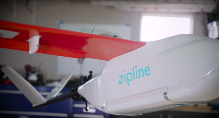 This Company Uses Drones to Deliver Medical Supplies Within 35 Minutes