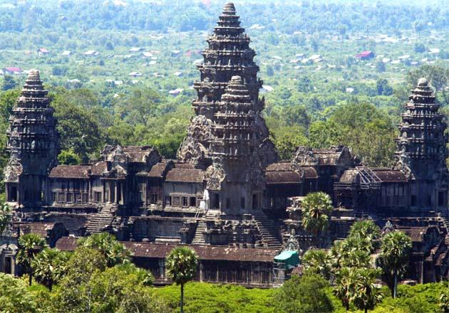 Top 10 of the largest temples in the world