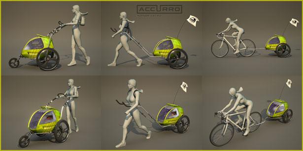 Creative-Accurro-Baby-Stroller-Concept