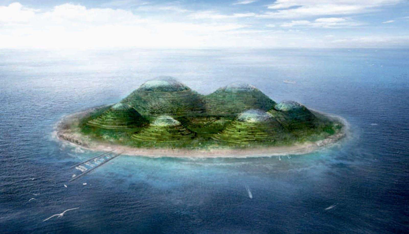 Havvada Island by Dror03
