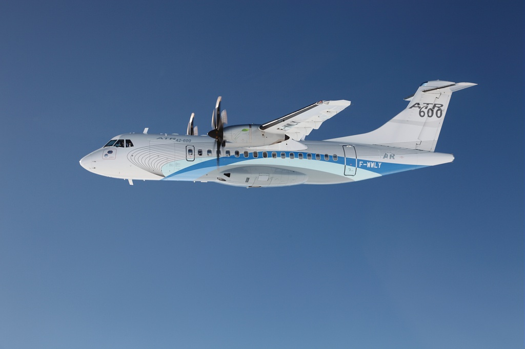 ATR-42-600-series-First-Flight-2
