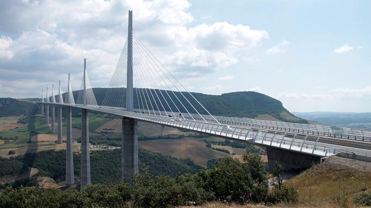 Millau Viaduct France 23