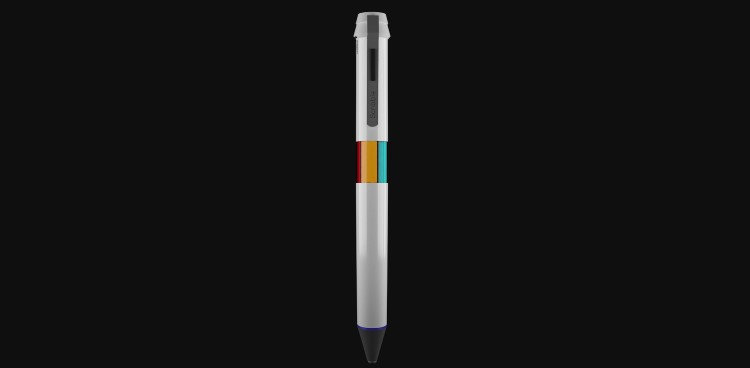 Scribble Pen Lets You Scan And Draw In 16 Million Colours