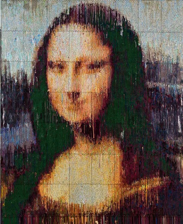 Mona-Lisa-impression