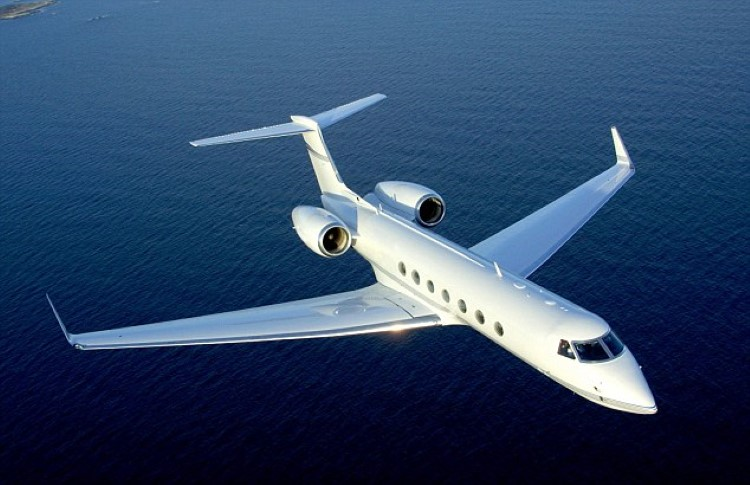 With the Gulfstream V/550, business truly knows no bounds. This