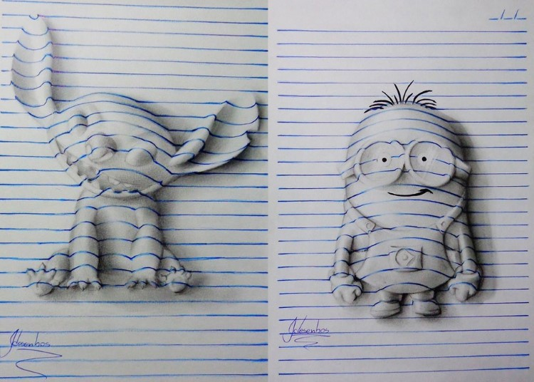 3d-notepad-art-1