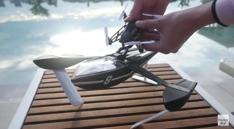 parrot-minidrone-hydrofoil