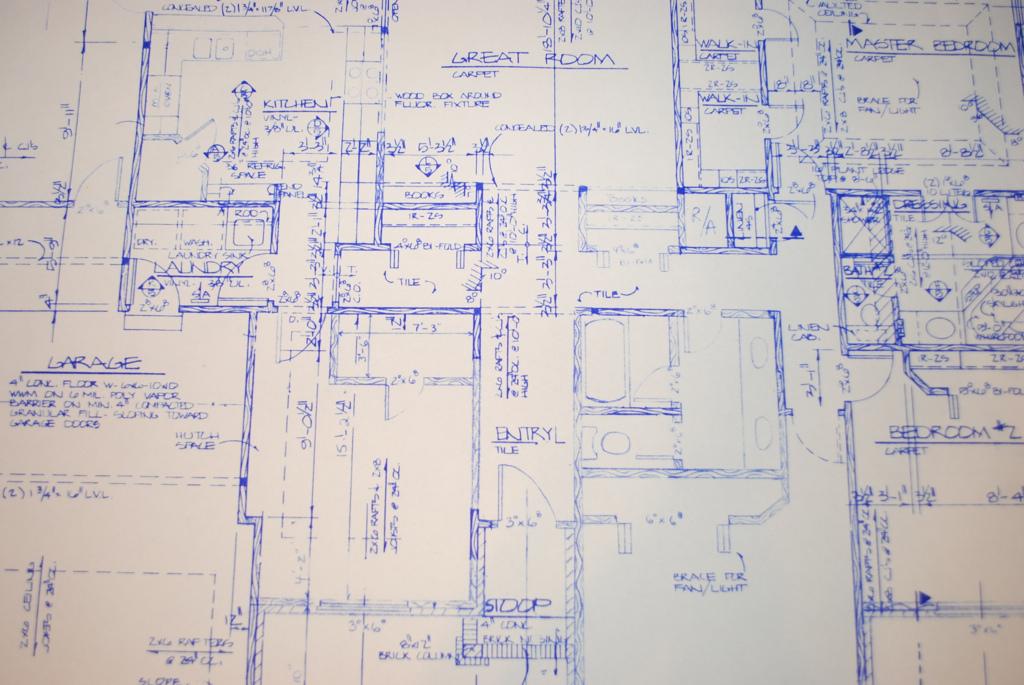 blueprint instructions engineer