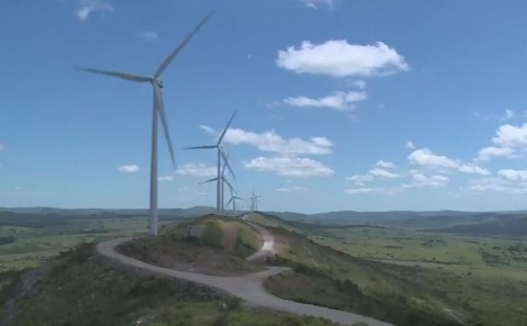 wind farm uruguay