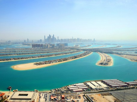 palm islands civil engineering