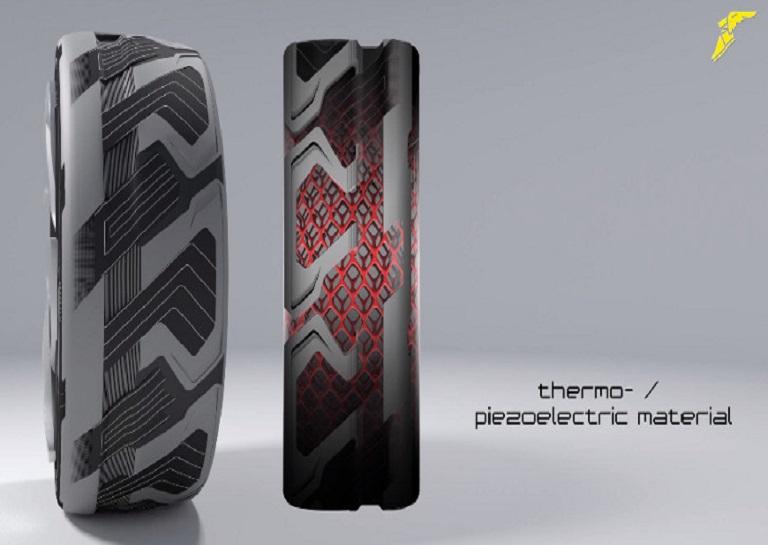 tire side