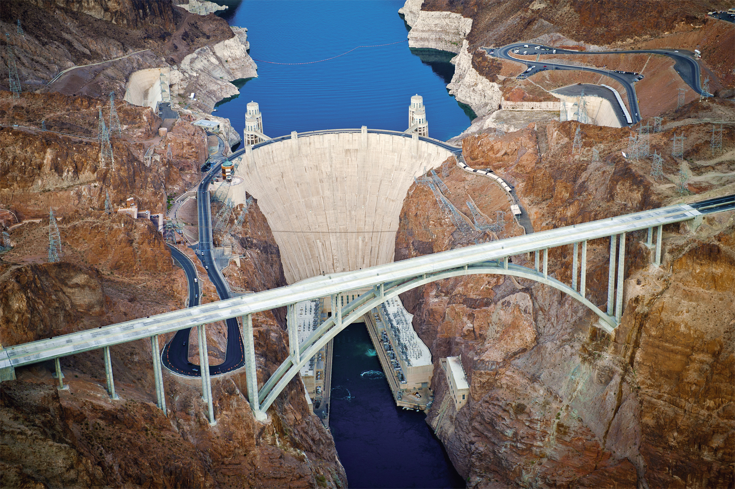 hoover dam civil engineer