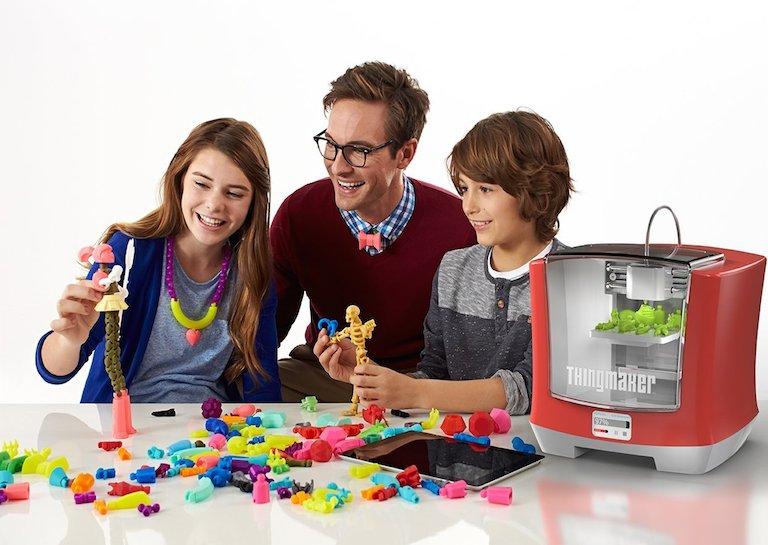 family toy maker 3d printer
