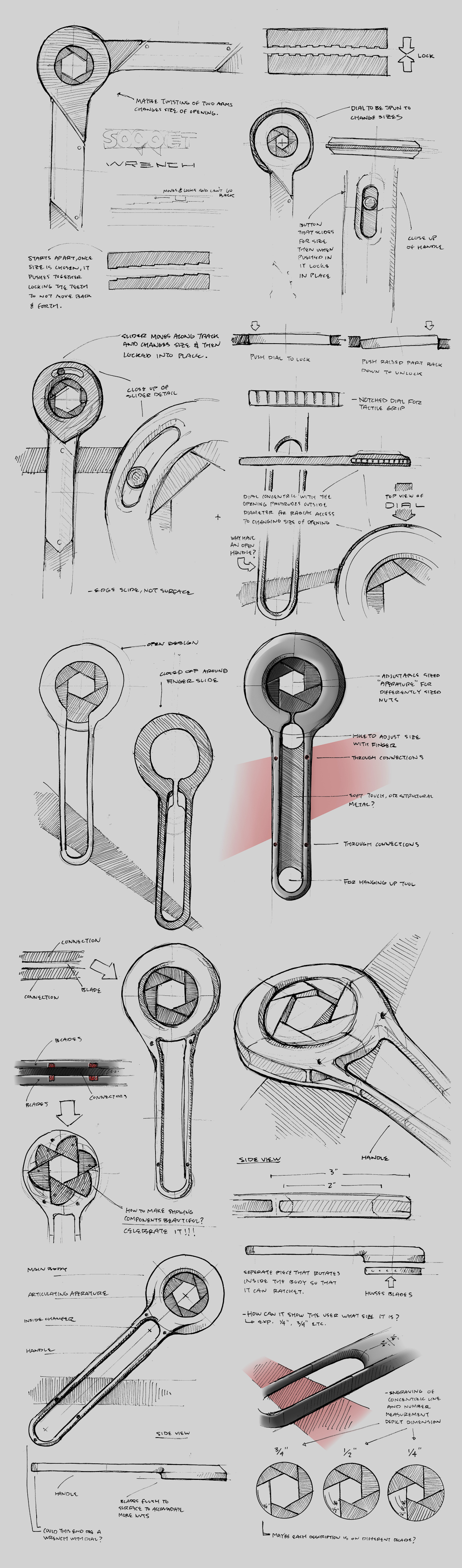 aperture wrench design specs