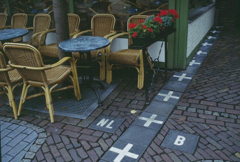 netherlands belgium border