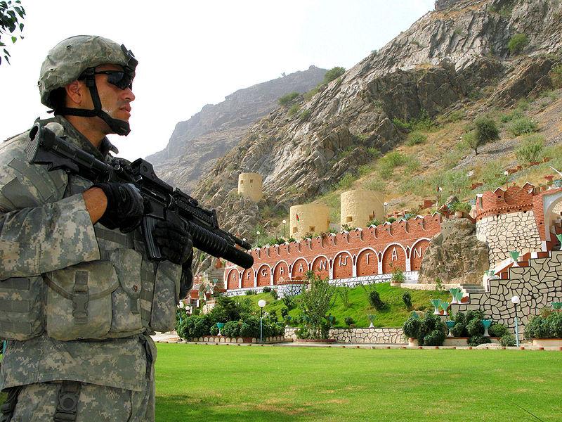 afghanistan border torkham gate