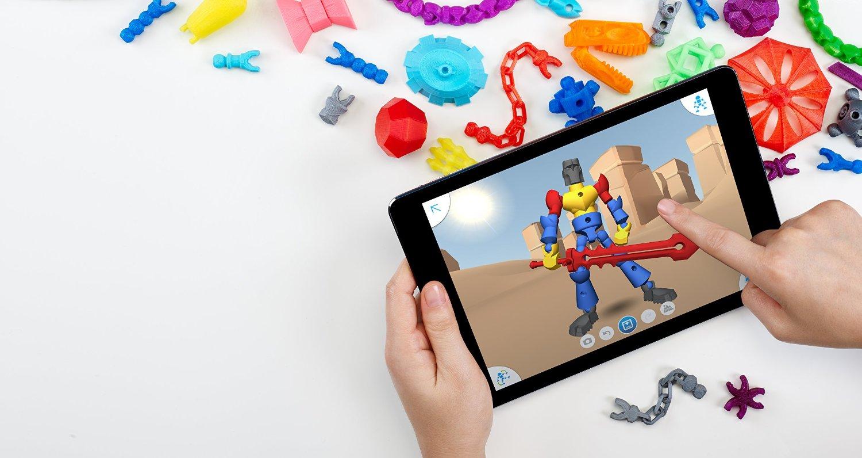 app 3d printer toy maker