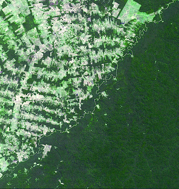 brazil Bolivia border