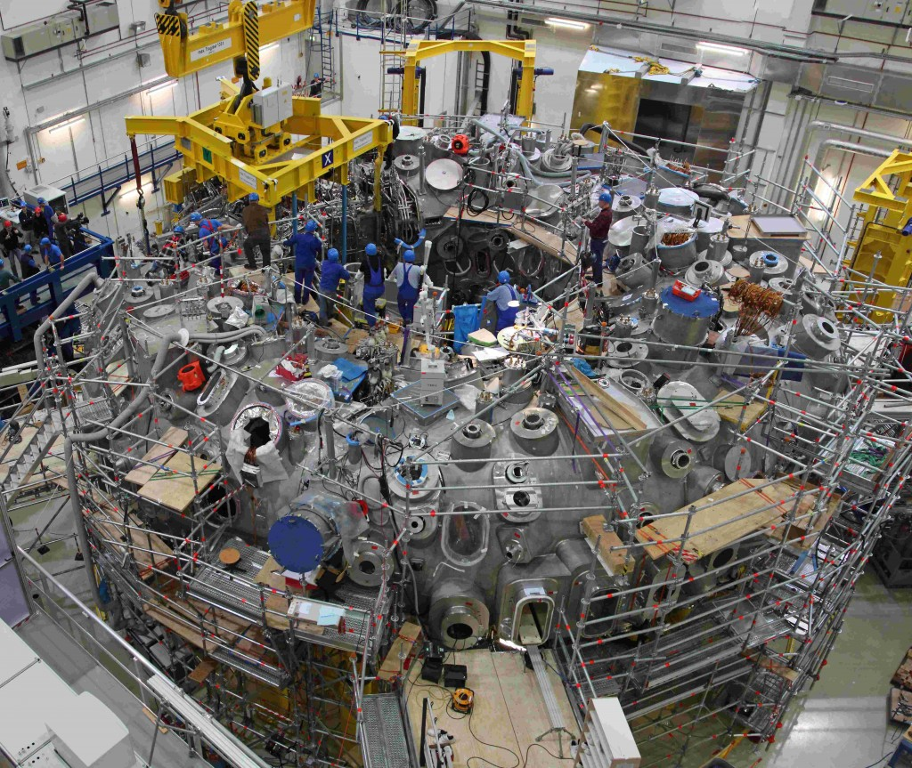 tokamak reactor china plasma