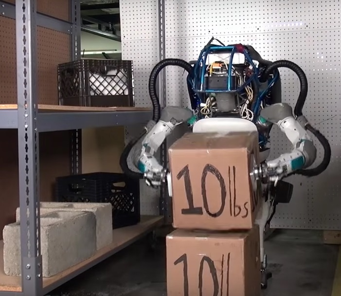 robot history humanoids boston dynamics