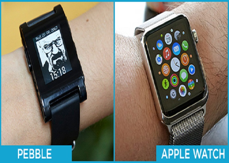 smartwatch display