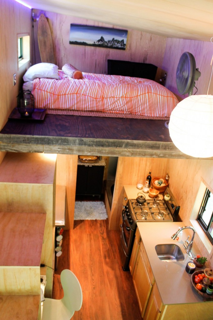 cheap-tiny-house-loft tiny home
