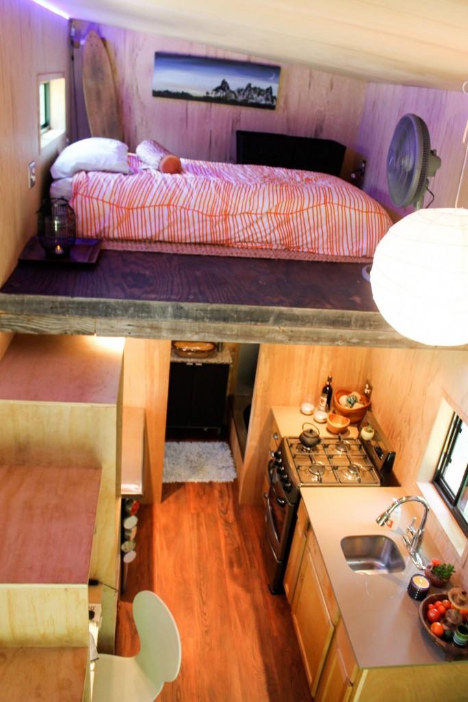 cheap-tiny-house-loft tiny home