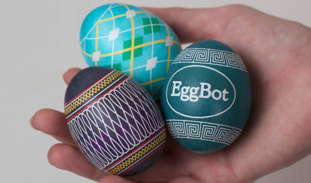 eggbot eggs printer