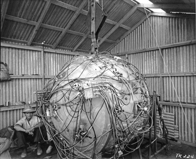 15. First Atomic Bomb
