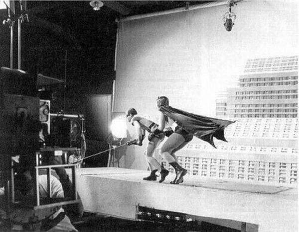 6. The making of Batman (1966)